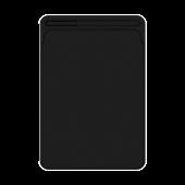 Apple Lederhülle für iPad Pro 12.9 schwarz