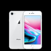 Apple iPhone 8 64GB Silber  mit 12 Monaten Händlergarantie